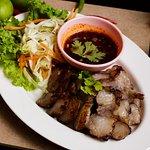 Khor-Moo-Yang (Isarn Food)