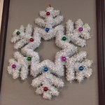 Christmas decoration, Comfort Inn & Suites, 22 Dracup Ave N, Yorkton, Saskatchewan