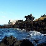 Yongduam ( Dragon Head Rock) ~~~ Jeju island, South Korea!  LINE,kakao talk ID : jeju0328 WhatsA