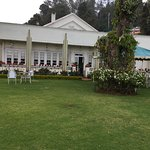 The homestead at Ooty