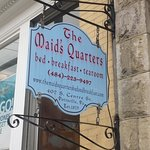 Foto de The Maid's Quarters Bed, Breakfast & Tearoom