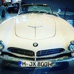 Elvis's BMW