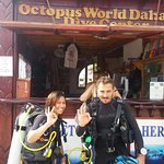 Octopus World Dahab Foto