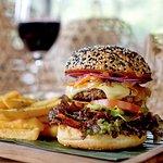 Best burger in Ubud!