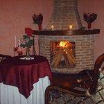 Suite y bungalow con chimenea