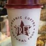 Delicious coffee.