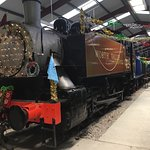 Santa Special At Ribble Steam Railway