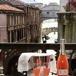 Foto de Hotel al Ponte dei Sospiri