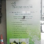 Lucky House Foto