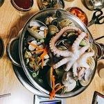 Daedong River Manila Clam Noodles Soup