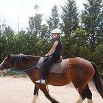 led horse ride