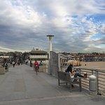 Hermosa Beach Pier Foto