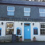 The Five Pilchards Inn at Porthallow.
