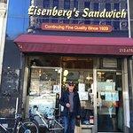 Photo de Eisenberg's Sandwich Shop