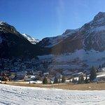 Rud Alpe im Winter