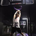 Trampoline Park - Slam Dunk Basketball