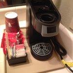 Self-serve Coffee Maker w/Boyds Coffee