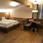 Neue Zimmer und Suiten seit Dezember 2016.