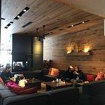 Beautiful Lounge Area.