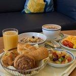 Classic Suite/Breakfast