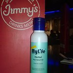 MyLife @Jimmy's - Experiencing world foods