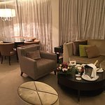 Love the suite & overall service at Mandarin Oriental Geneva