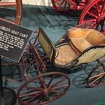 Child's Goat Cart