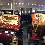 Lots of antique cars