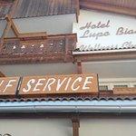 Photo of Restaurant Wellness Hotel Lupo Bianco