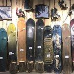 Jones Snowboards Display 2016/17