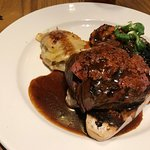 Beef Filet Rossini