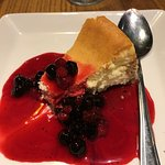 Baked Cheesecake dessert