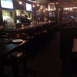 The bar at Olazzo
