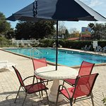 Enjoy our refreshing pool - the largest outdoor pool in St. Augustine!