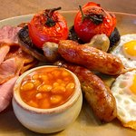 A superb breakfast is served here, it is cooked with quality local ingredients, probably the bes