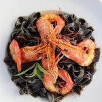 Foto de Ippokampos Beach Restaurant