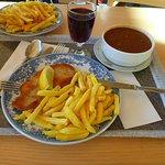 Ресторан самообслуживания Berggasthaus Maennlichen (3)