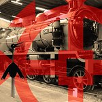 Une évocation de la Cité du Train de Mulhouse dans les chambres Privilège
