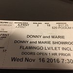 Foto di Donny and Marie