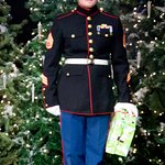 We're pleased to partner with Toys for Tots during the holiday season.