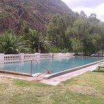 esta es la piscina temperada abierta las 24 horas
