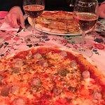 Pizzas forestière et 4 fromages