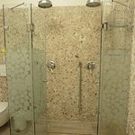 Shower at the Royal Suite