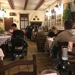 Klassisches italienischen Essen der gehobenen Kategorie