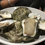 Oysters Appetizer