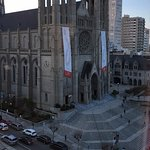 Grace Cathedral View