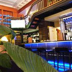 Lobby bar...
