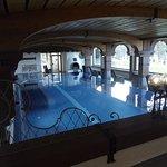 Das neu gestaltete Schwefel-Hallenbad