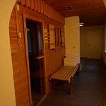 Neuer zusätzlicher Saunabereich im Bereich des Schwefelbades