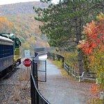 Photo de Lehigh Gorge Scenic Railway